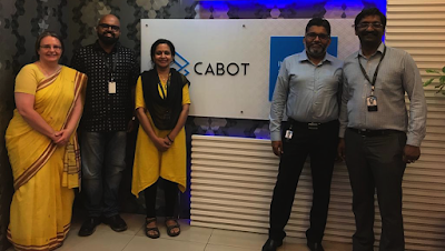 Working with Cabot Solutions