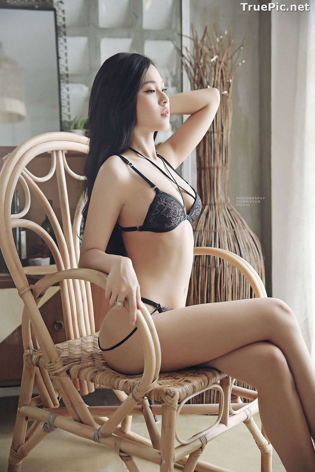 Image Vietnamese Sexy Model - Le Thien An - My Lingerie Collection - TruePic.net - Picture-13