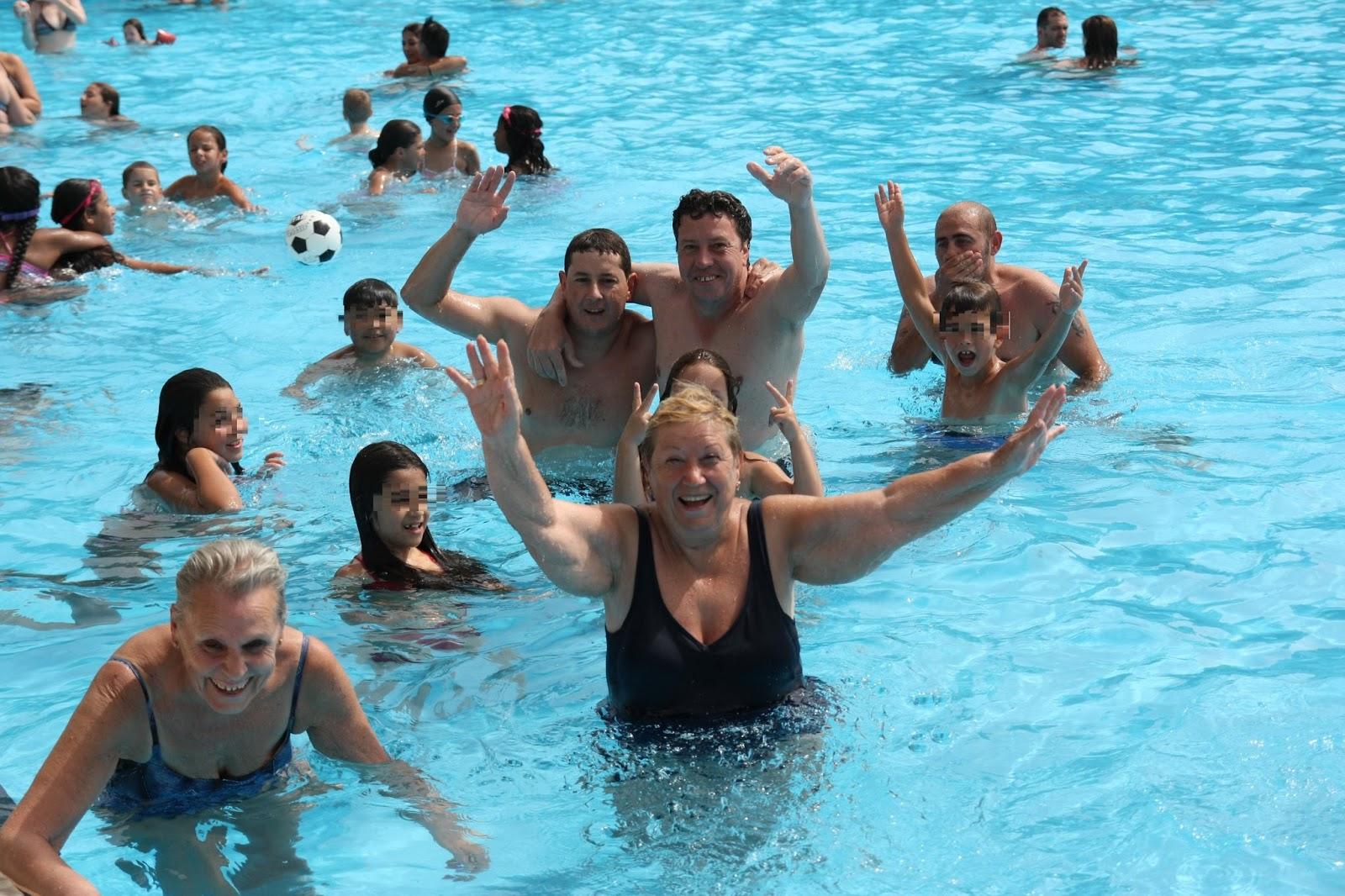 Este domingo 17 de septiembre de 2017 cerrar la piscina for Piscina municipal aluche