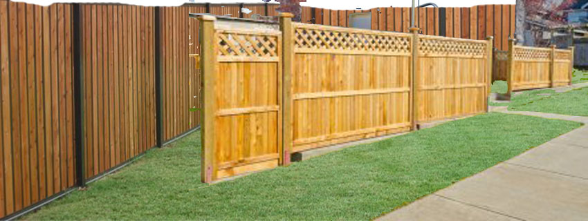 Types of Fences Offered by Fencing Company