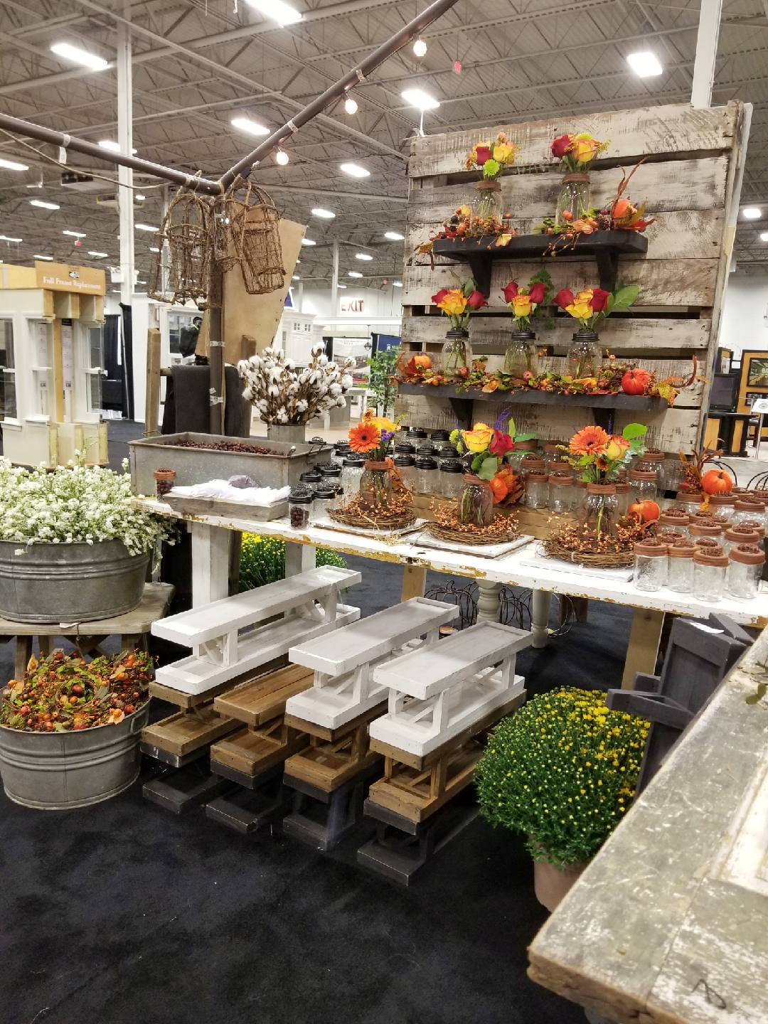 We Here At Beekeeperu0027s Cottage In Leesburg, VA Were Honored To Be Included  As An Exhibitor At The Capital Home Show Held At The Dulles Expo Center In  ...