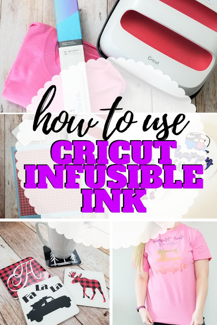 Learn how to use Cricut Infusible Ink in this step by step tutorial and get all your questions answered.