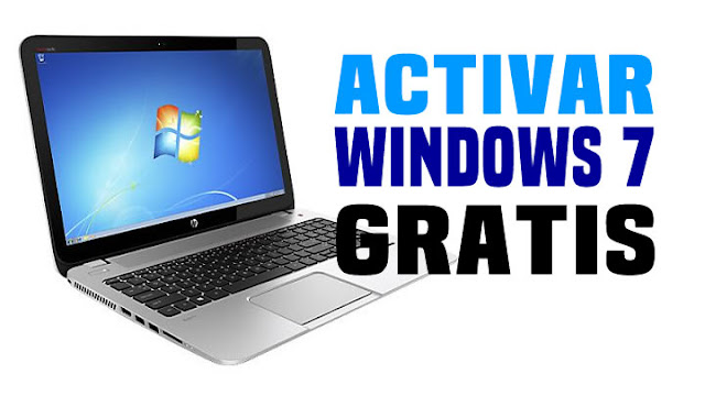 COMO ACTIVAR WINDOWS 7