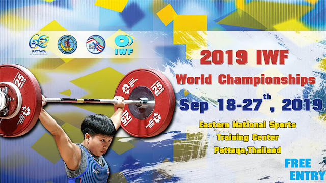 HALTEROFILIA - Mundial 2019 (Pattaya, Thailandia): Lydia Valentín no se baja del podio y es subcampeona del mundo