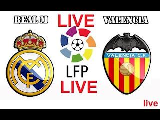 اون لاين مشاهدة مباراة ريال مدريد وفالنسيا بث مباشر 3-4-2019 الدوري الاسباني اليوم بدون تقطيع