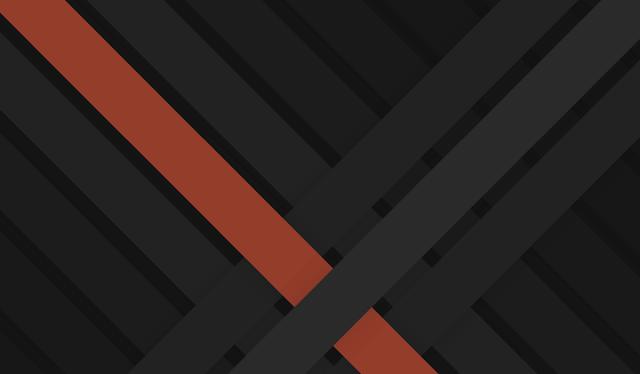 Red & grey mesh