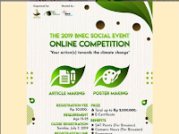 The 2019 BNEC Social Event Online Competition