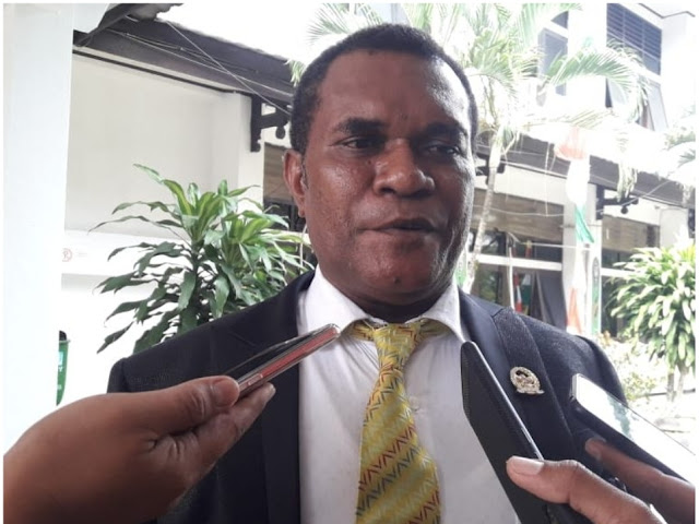 Yanto Eluay : Pepera 1969 Bukti Sah Papua Bagian Dari NKRI