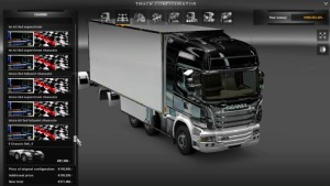 Full Tuning mod for all trucks by KaptaN_38