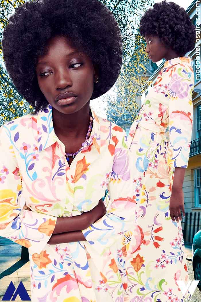 ropa de mujer moda verano 2022