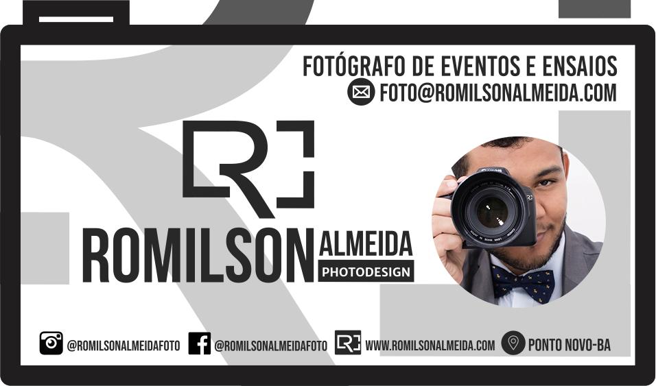 Romilson Almeida Fotografo