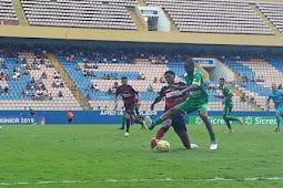 Confiança empata e o Lagarto perde na estreia da Copa São Paulo de Futebol Júnior