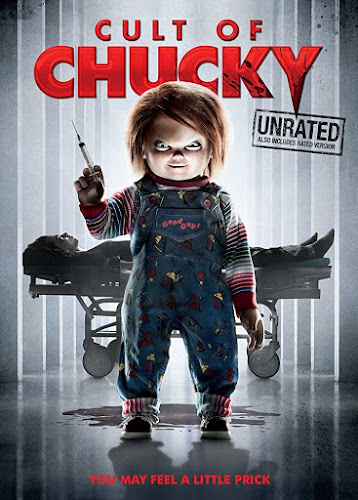 Cult of Chucky Unrated (BRRip 720p Dual Latino / Ingles) (2017)