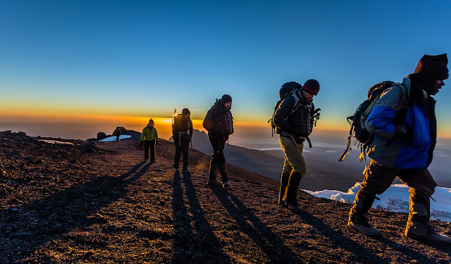 Mount Kilimanjaro trekking