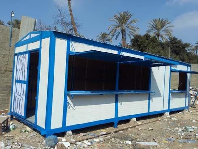 كرفانات للبيع في مصر