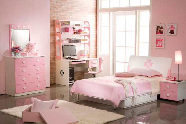 80 Examples of Bedroom Designs for Minimalist Beautiful and Modern Girls