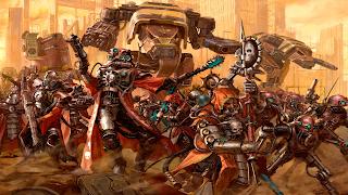 Warhammer 40000: Mechanicus PS Vita Wallpaper