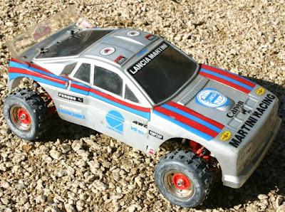 Hirobo Lancia Rally