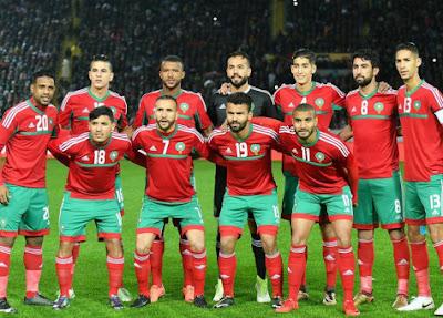 مشاهدة مباراة المغرب Vs  زامبيا  بث مباشر اليوم الاحد 16/06/2019 مباراة وديه دوليه