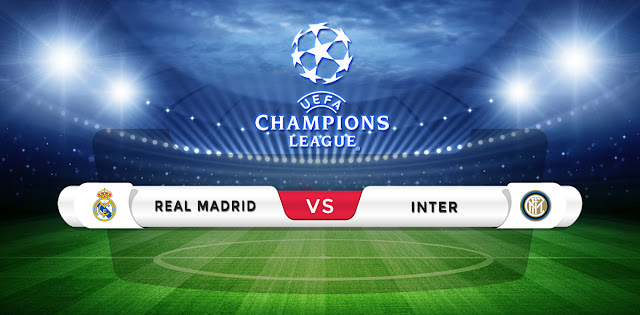 Real Madrid vs Inter Milan Prediction & Match Preview