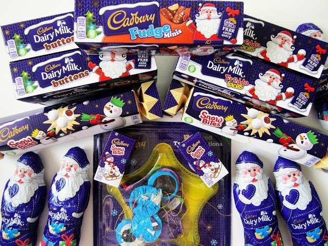 Cadbury gifts direct post christmas sale haul polka spots and before date of the 31st of march 2018 so you could stock up on chocolate and satisfy your chocolate cravings right through til easter without even negle Image collections