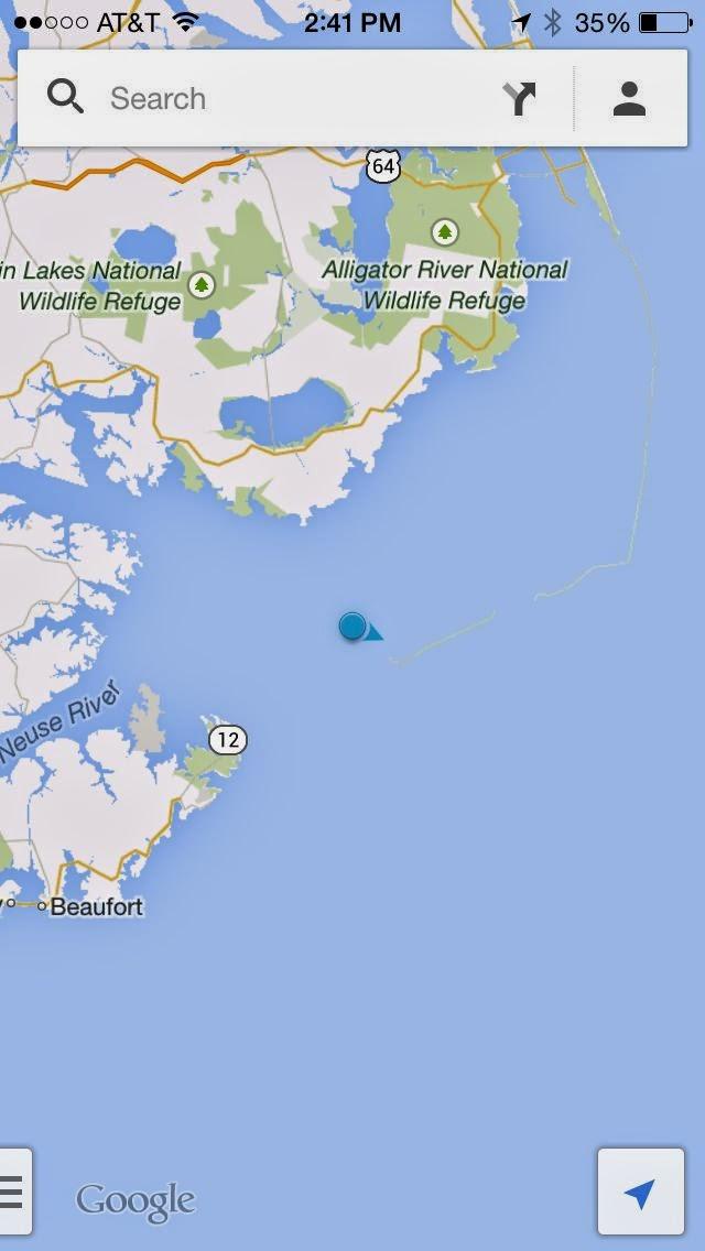 Big Country, Big Venture: NC Outer Banks - May 7 - 10