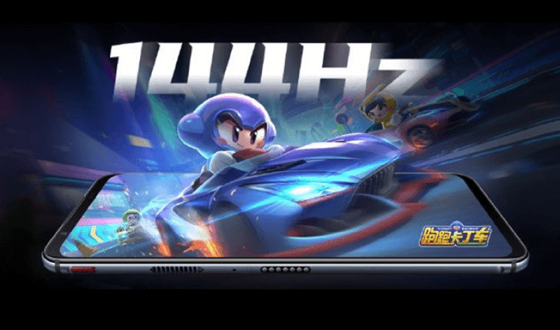 144Hz screen