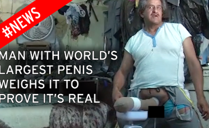 Biggest penis images went every