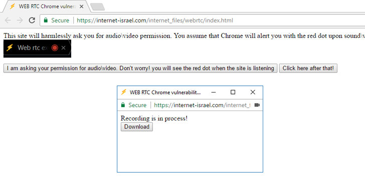 chrome-hacking-news