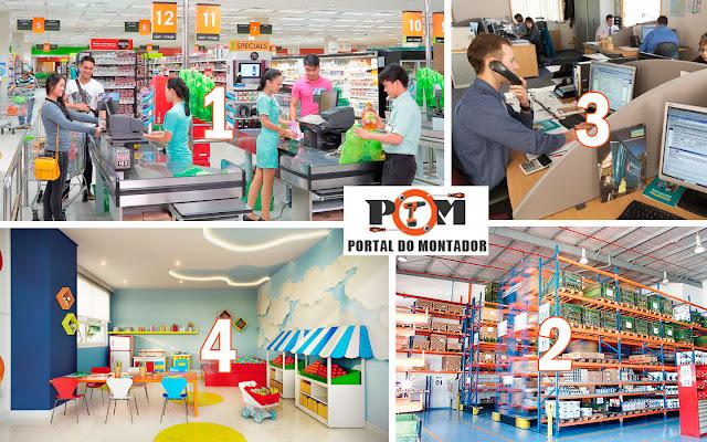 montagem-gondolas-expositores-supermercaados