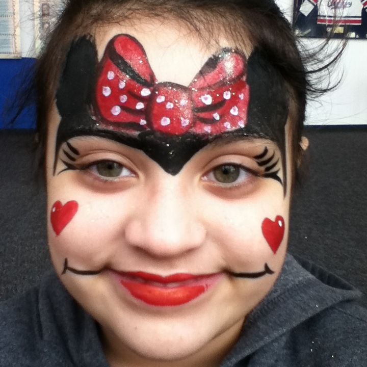 Fancy Faces Of Rochester Face Painting Menus 2016