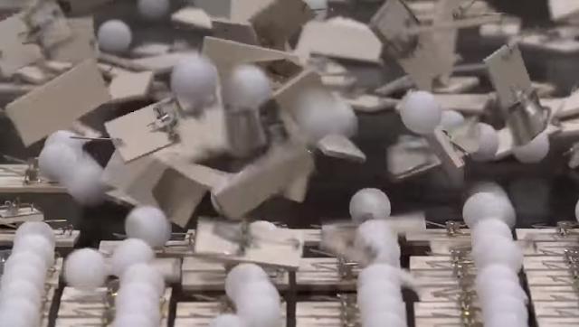 Κορωνοϊός: Η σημασία της κοινωνικής απόστασης – Το βίντεο που έγινε viral