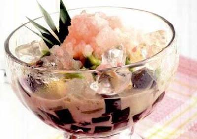 Resep es campur bandung enak dan segar