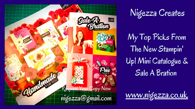 Nigezza Creates with Stampin' Up! Catalogue flick through
