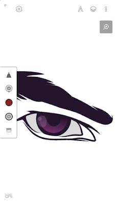 Bagian putih mata