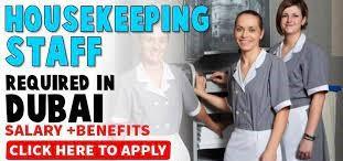 Housekeeping Staff Recruitment For Dubai Marina based Holiday Homes Apartments