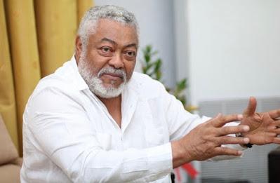 Sad News: Former President Of Ghana, Jerry John Rawlings Is Dead (Confirmed)