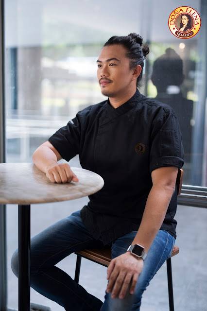 Raintree Restaurant's Corporate Chef Kalel Chan