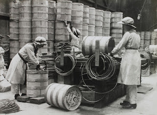 Women at the Winnington Works, c. 1914