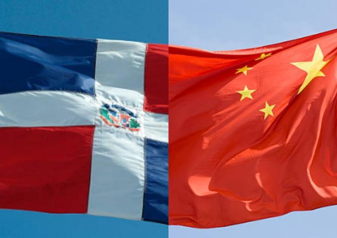 RD oficializa relaciones diplomáticas con China