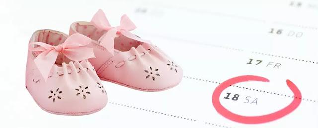حساب موعد الحمل والولادة