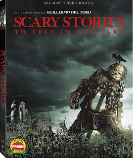 Scary Stories To Tell In The Dark [2019] [BD25] [Latino]