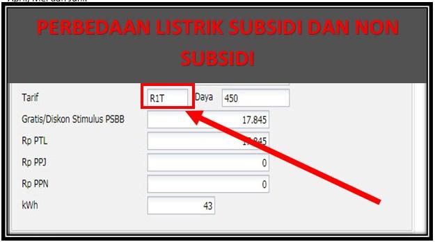 Simak! Perbedaan Listrik Subsidi & Non Subsidi yang Dapat ...