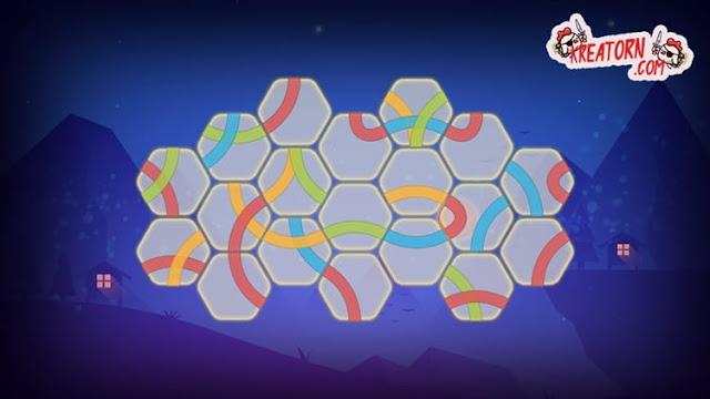 Puzzle-LINES-AND-KNOTS-Bedava-Steam-Kodlari