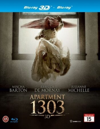 Apartment 1303 (2012) Dual Audio Hindi 480p BluRay 250MB ESubs Movie Download