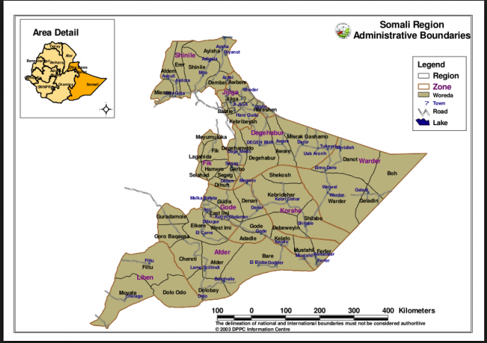 Medeshi News : Ethiopia - West must act to stop the Liyu