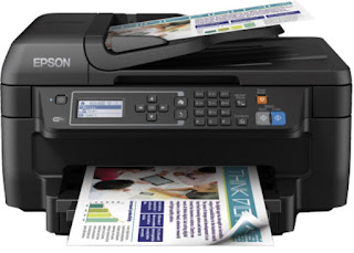 quality printing from this smaller too reasonable  Epson WorkForce WF-2650DWF Drivers, Review And Price