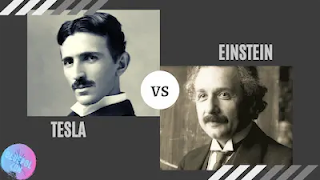 تشكيك نيكولا تيسلا في نسبية آينشتاين
