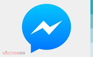Logo Facebook Messenger - Download Vector File SVG (Scalable Vector Graphics)