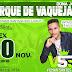 Vilmar Santos Show se apresenta dia 30 no Parque de Vaquejada Dona Joana